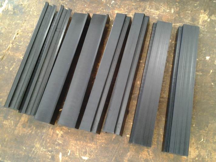UHMWPE the conduction block