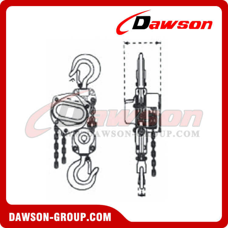 Chain Hoist dawson-group