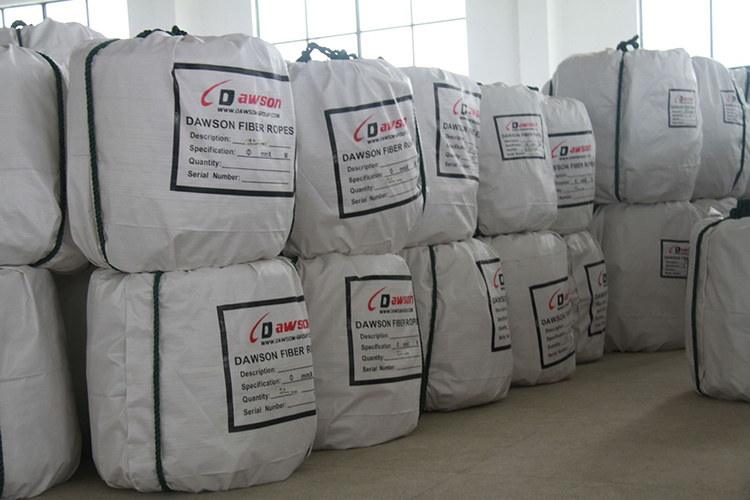 Packing of 8 Strands Polypropylene Multifilament Rope - Dawson Group Ltd. - China Manufacturer, Supplier, Factory
