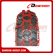 China Heavy Duty Ring Skidder Chains