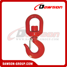 DS132 Forged Swivel Hook