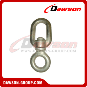 DS224 Forged Alloy Steel Swivels