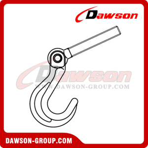 DS276 Clevis Hook for Concrete Precast Element