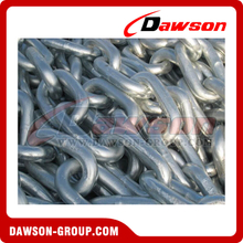 Marine Open Link Anchor Chain for Offshore Mooring
