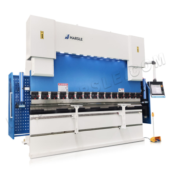 250T Hydraulic CNC Press Brake with DA-66T, 3200 mm Sheet metal bending machine with 6+1 Axis