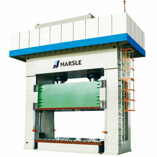 YW27 H Frame Type Hydraulic Deep Drawing Stamping Press Machine