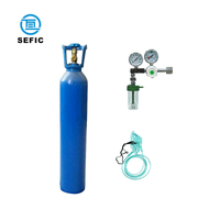 Industrial Oxygen Cylinder 10L Gas Cylinder with High Quality