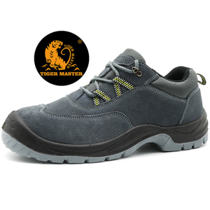 Slip Oil Resistant Steel Toe Anti Puncture Safety Shoes Sport