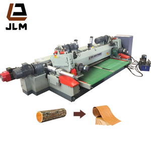 Wood Log Debarker Lathe Machine