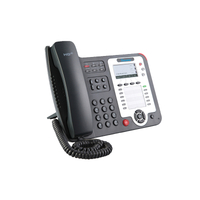 Lowest Price Enterprise Smart IP phone 3 SIP VOIP phone IPH360P
