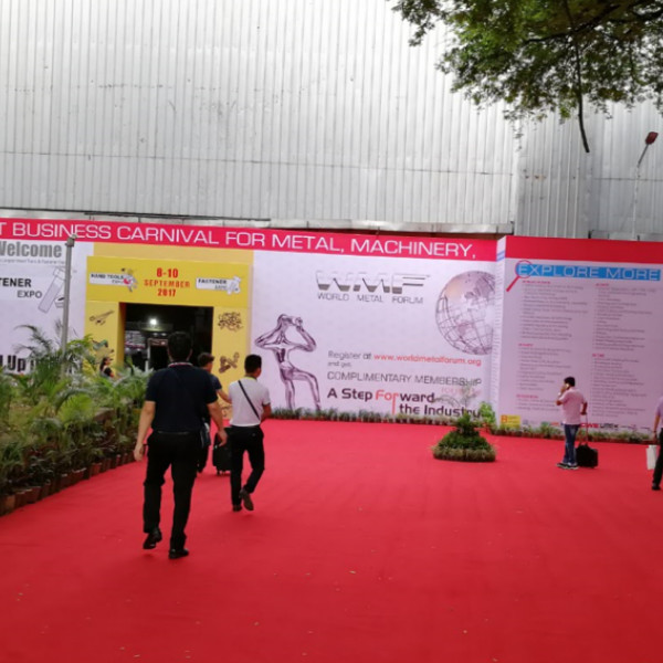 Welcome to our India expo 2017