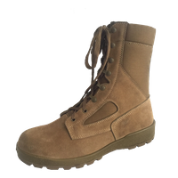 Direct Injection Police Tactical Boots