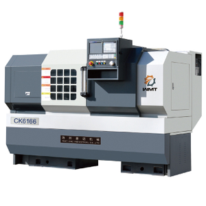 CK6166 26''x 39'' CNC Lathe with 6 Positions Toolpost