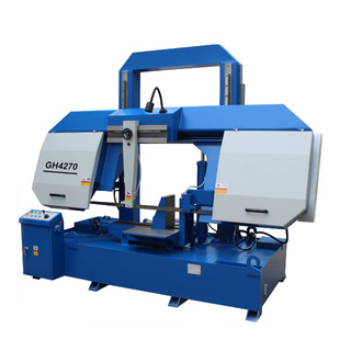 "GH4270 28-3/5"" Dual Column Band Saw"