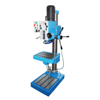 Z5040 29 X 8 Column Drill Press with Milling Function