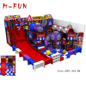 Indoor Activity Center For Kids