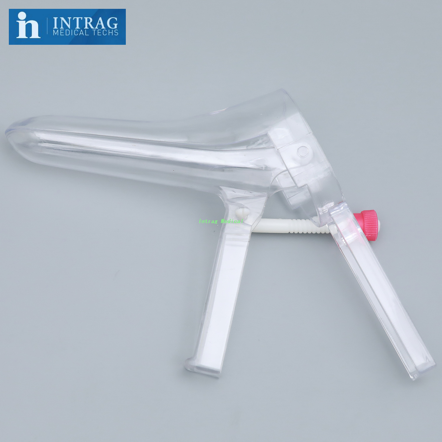Vaginal Speculum With Middle Screw