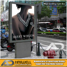 Street Scrolling Advertising Light Box | Wholesale Suppliers Online