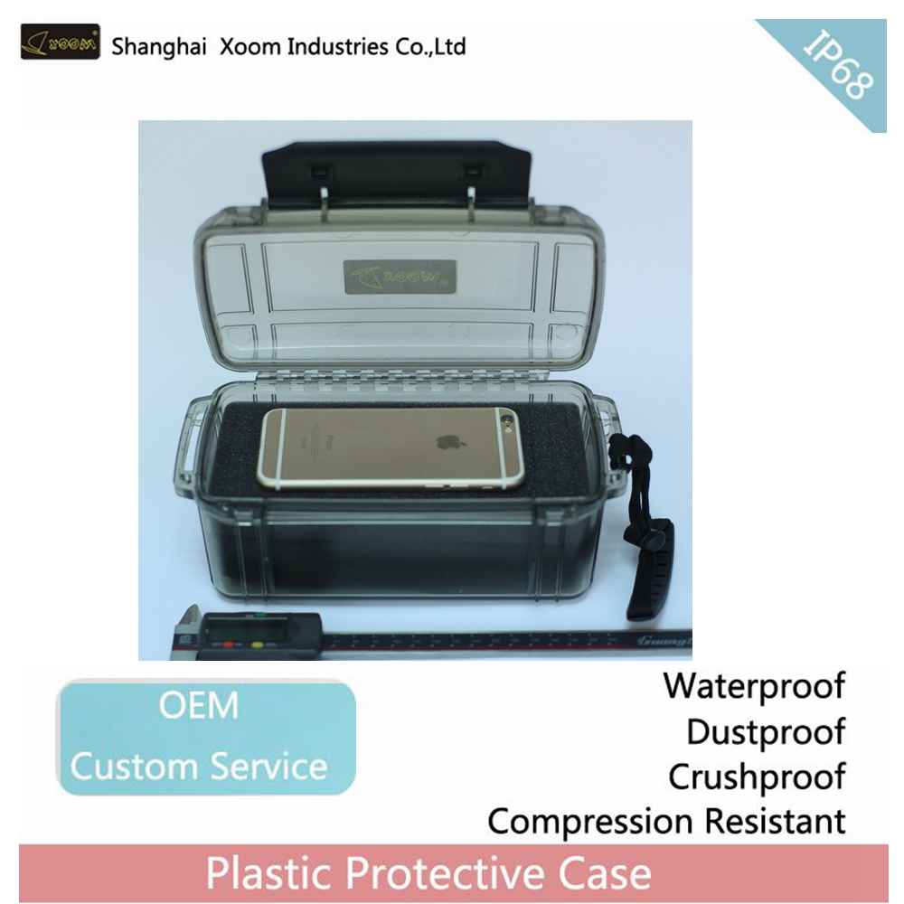 Outdoor Clear Dry Waterproof Power Bank Storage Box Mhd Case From