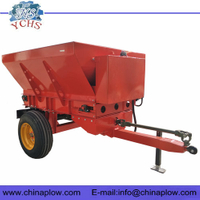 Truck manure spreader machine cow manure spreader