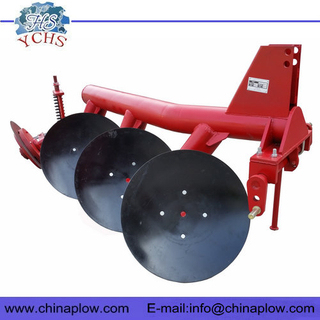 MF disc plough tube disc plow