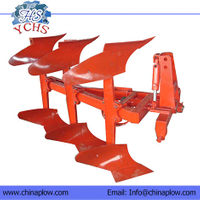 Hydraulic Turnover Plows