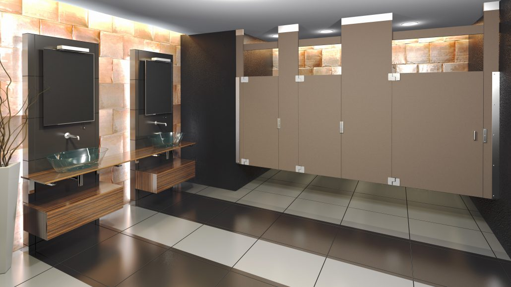 The Compact Laminate Toilet Partitions Usage Range And Introduction - Laminate bathroom partitions