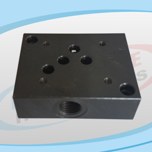 Cetop 5 Subplate