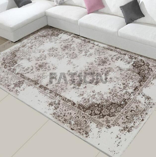 Modern Design Indoor Floor Carpet Polypropylene Rug