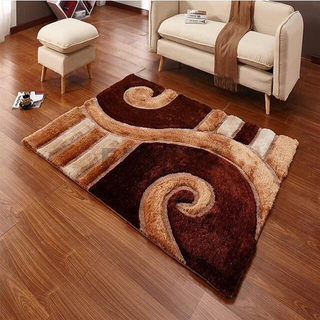 Popular Handmade Indoor Shaggy Carpet