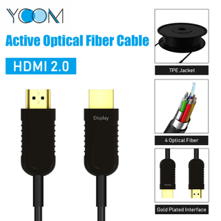 1080p HDMI 2.0 Active Optical Cable Support 3D