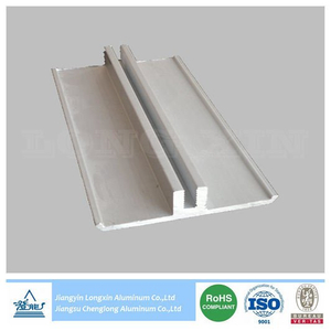 Mill Finish Aluminium Extrusion for Construction