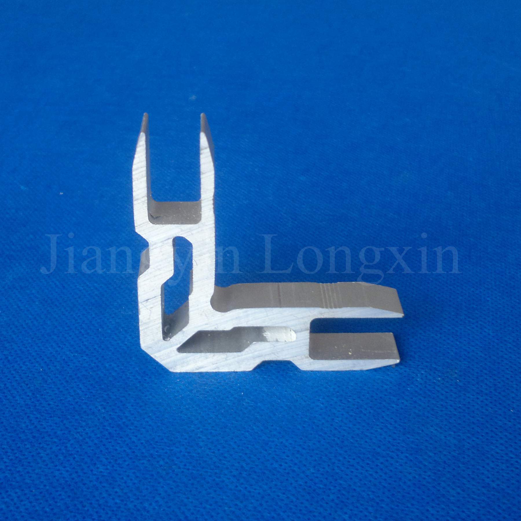 Mill Finish Aluminium Connection Profile for Casement Windows