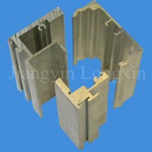 Mill Finish Aluminum Profile for Industrial