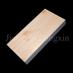 Wooden Transfer Printed Aluminium Tube