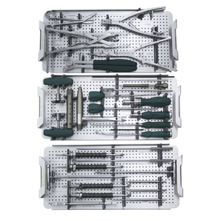 China Best Spine Instrument Set Cox φ6.0 Spinal Screw-Rod System