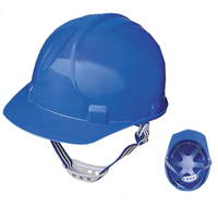 4101 ABS or PE material safety helmet