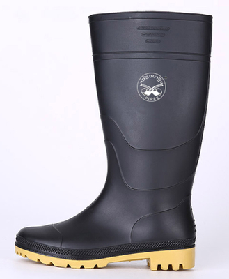 Waterproof Non safety pvc rain boots