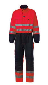 EN471 Cotton Flame Retardant Coverall