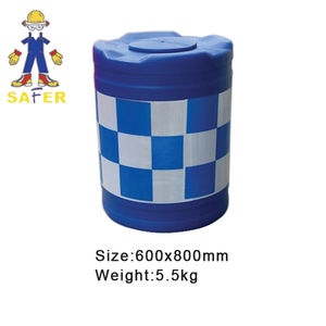 good quality plastic crash barrels