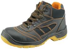 HA1006T Buffalo tumble leather safety work boots