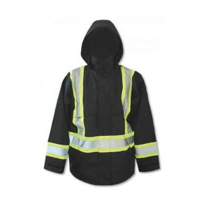 3907FRJ Professional 300D polyester fire resistant jackets
