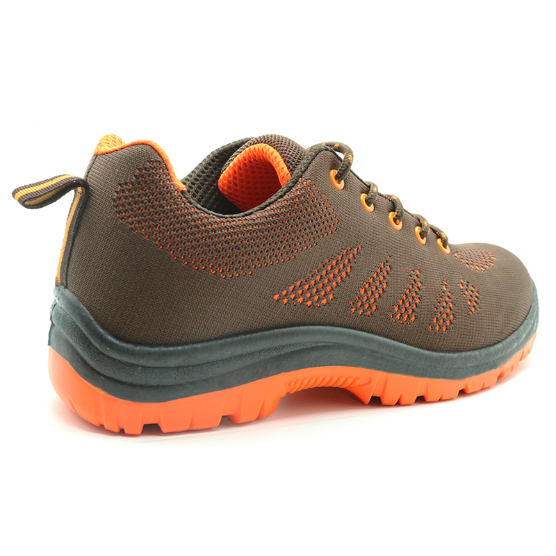 SP8083 PVC injection safety shoes with steel toe