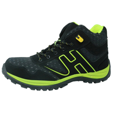 BTA010 High Ankle Pu Injection Fashionable Men Sport Safety Boots