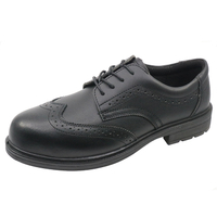 M7005 fashionable pu oxford pu sole manager safety shoes