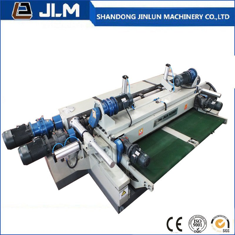 Rotary Veneer Cutting CNC Machine