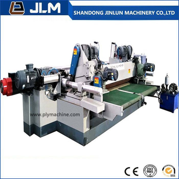 CNC 8 Feet Veneer Peeling Lathe for Plywood Production Line