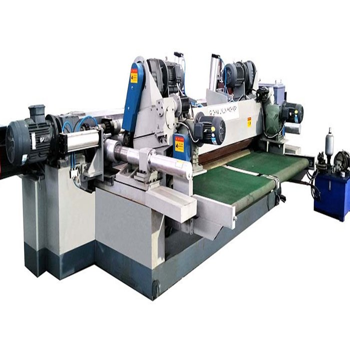 8 Feet Spindle Less Veneer Peeling Machine