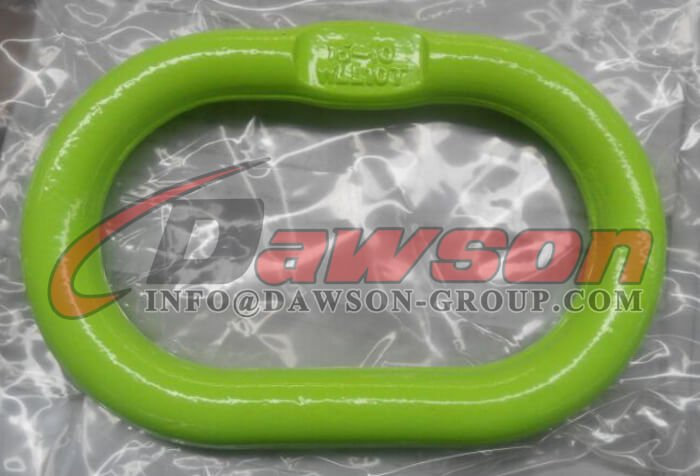 G100 Forged Master Link for Wire Rope Lifting Slings - Dawson Group Ltd. - China Manufacturer Supplier, Factory, Exporter