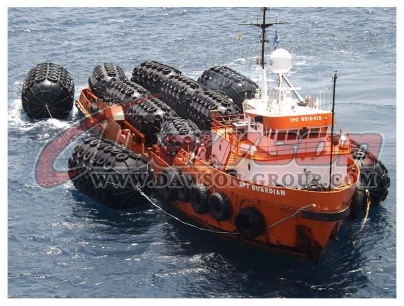 Application of Marine Rubber Fenders - China Manufacturer Supplier, Factory